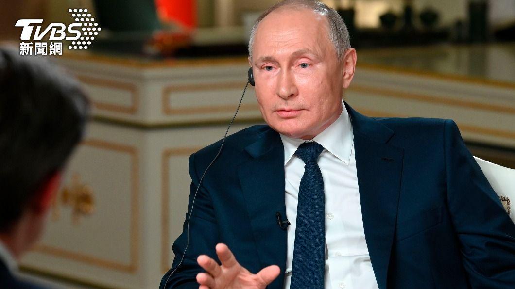普欽日前接受美媒專訪,表示與拜登會面將討論諸多話題。(圖/達志影像美聯社)  美俄聯合聲明:核戰沒有贏家 永遠不該開打