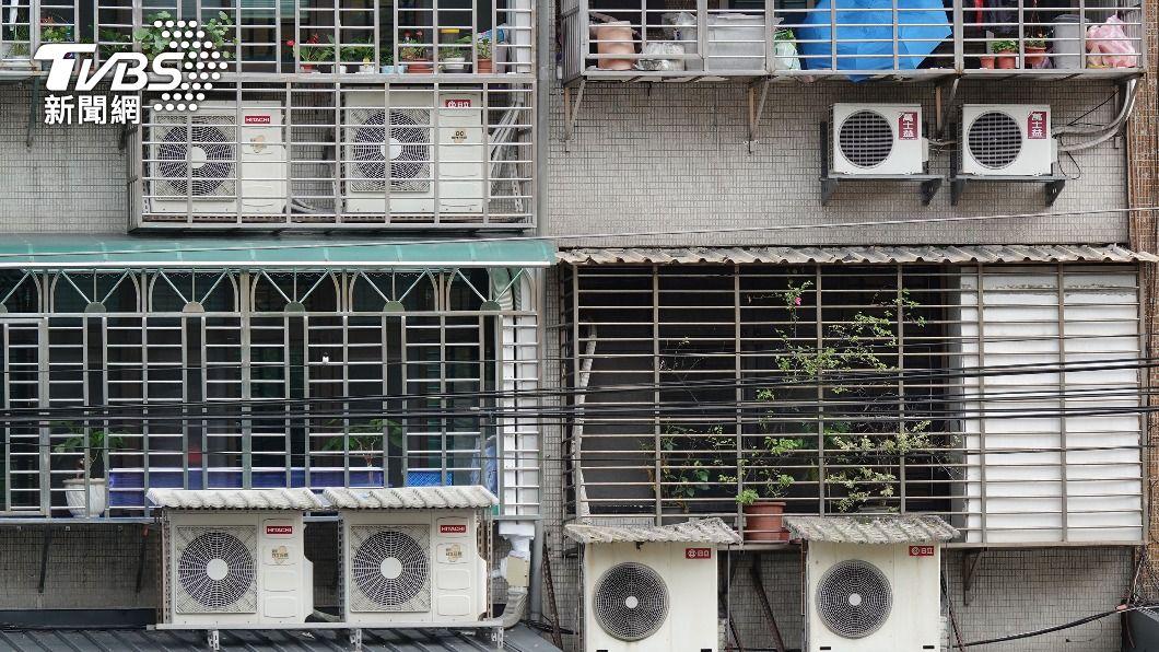 18日用電創歷史次高。(圖/中央社) 天氣太熱!昨日用電達3808.4萬瓩 創歷史次高