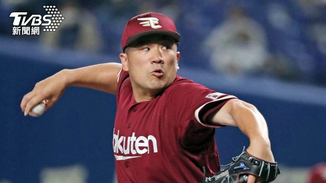 田中將大入選日本東奧棒球代表隊。(圖/達志影像美聯社) 日本東奧棒球代表隊出爐 田中將大等24人入選