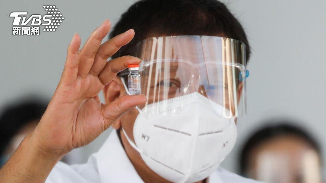 菲律賓總統杜特蒂。(圖/達志影像路透社) 菲律賓共收1270萬劑疫苗 近6成是大陸科興疫苗