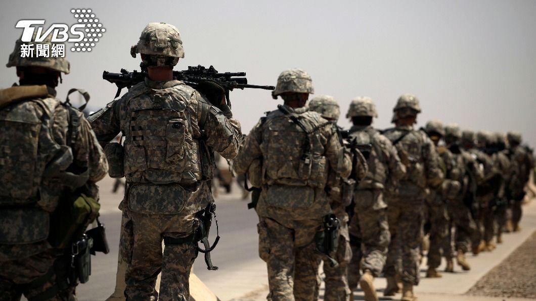 美國軍隊自伊拉克撤兵返美。(圖/達志影像美聯社) 白宮力挺美眾議院廢《軍事授權法》 沒收總統宣戰權