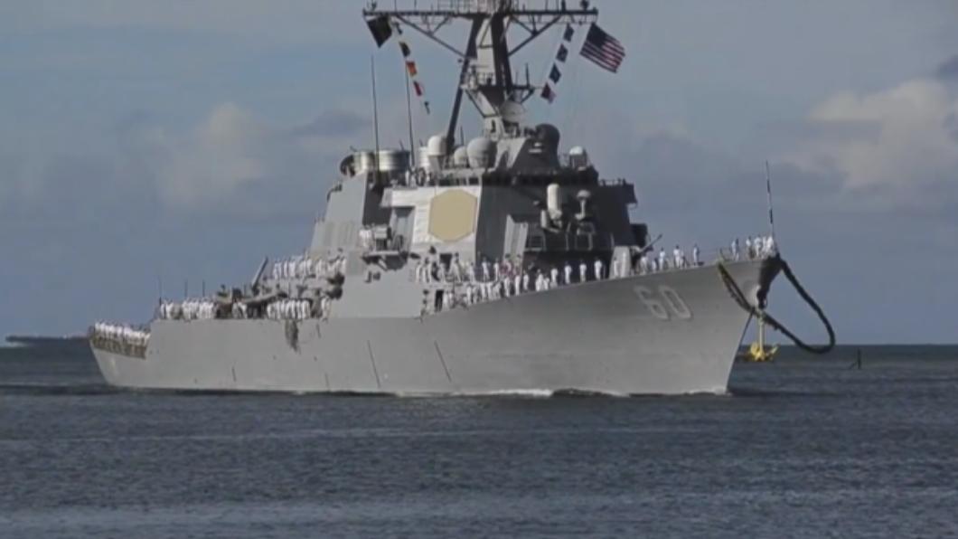 美擬設海軍特遣隊 派駐太平洋制衡中國