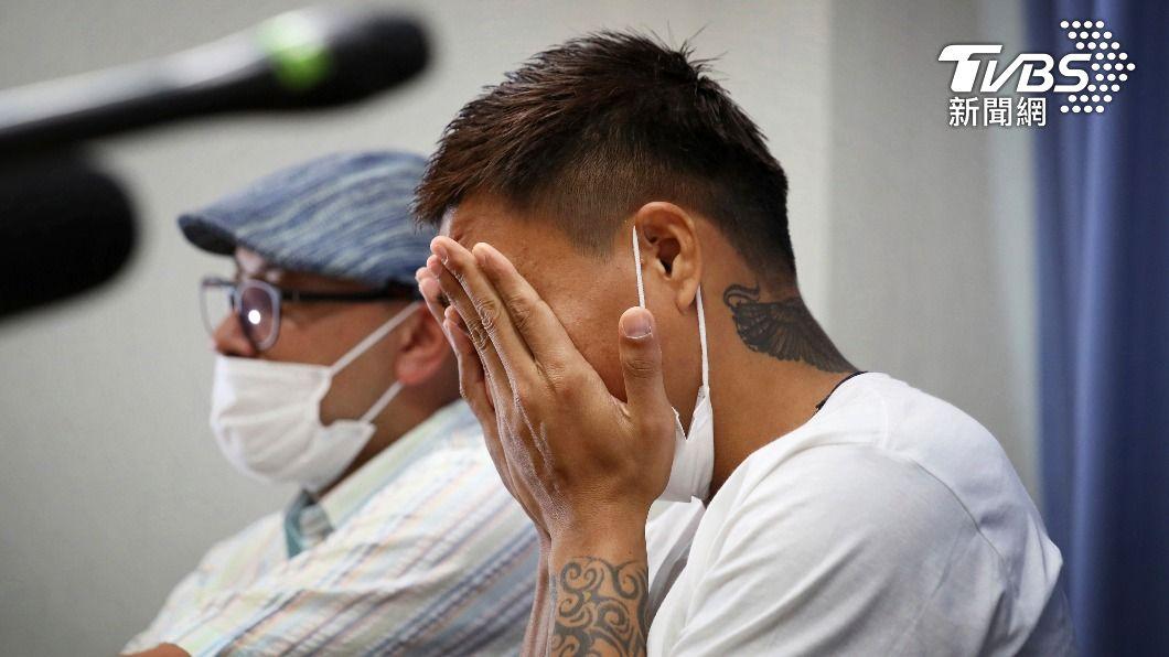 緬甸足球員派良雄(Pyae Lyan Aung)拒絕返國。(圖/達志影像美聯社) 踢完世界盃資格賽拒返國 緬甸足球員向日本申請難民庇護