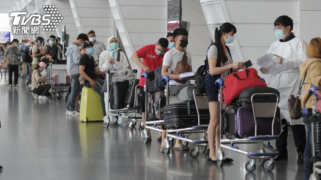 德國解除對台入境限制。(圖/中央社) 可以飛了! 6/20起德國解除對台入境限制