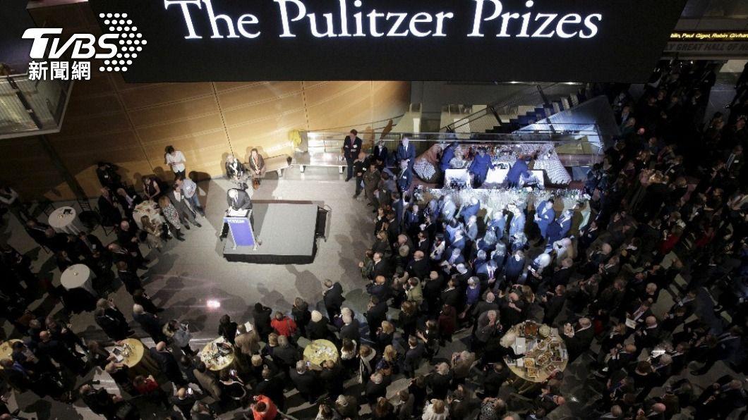 普立茲獎(Pulitzer Prizes)。(示意圖/達志影像 路透社) 手機拍下佛洛伊德遭警察壓頸9分鐘 17歲女獲普立茲