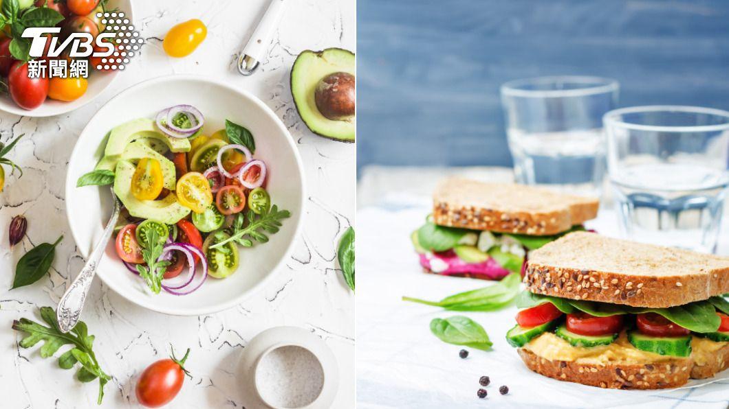 「52輕食法」以一天為週期,搭配低澱粉高蛋白菜單,瘦身成功率更高。(示意圖/Shutterstock達志影像) 「52瘦身法」正夯! 三餐輕食照著吃也能佛系鏟肉