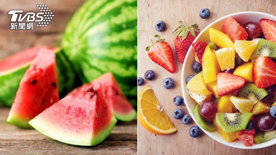 營養師指出,越甜的水果熱量不一定越高。(示意圖/Shutterstock達志影像) 營養師揭「水果熱量表」 想瘦身別管甜度關鍵在這