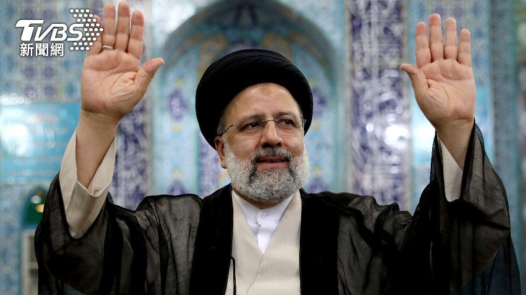 鷹派萊希獲得1780萬票,幾乎篤定勝選。(圖/達志影像美聯社) 伊朗總統大選計票結束 鷹派萊希獲1780萬票篤定勝選