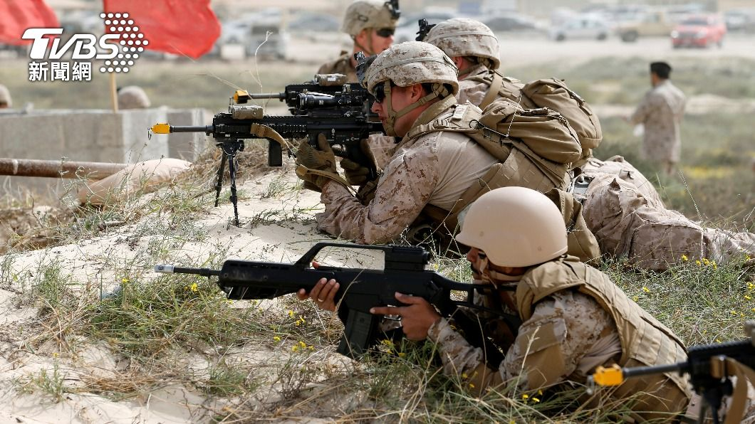 美國國防部18日宣布,美軍正在縮減部署於中東的兵力及防空單位。(圖/達志影像路透社) 緩和與伊朗關係? 美國減少派駐中東部隊與防空單位
