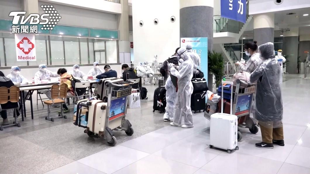 台灣男子赴澳門確診新冠肺炎。(非當事人,示意圖/TVBS) 追問才認!台男染疫隱瞞曾赴印度 澳門:恐坐牢8年