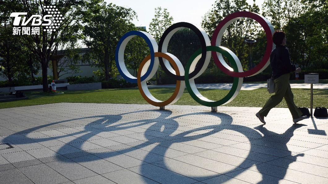 東京奧運不畏疫情如期舉辦。(圖/達志影像美聯社) 東奧烏干達選手團抵日本 一人PCR檢測陽性