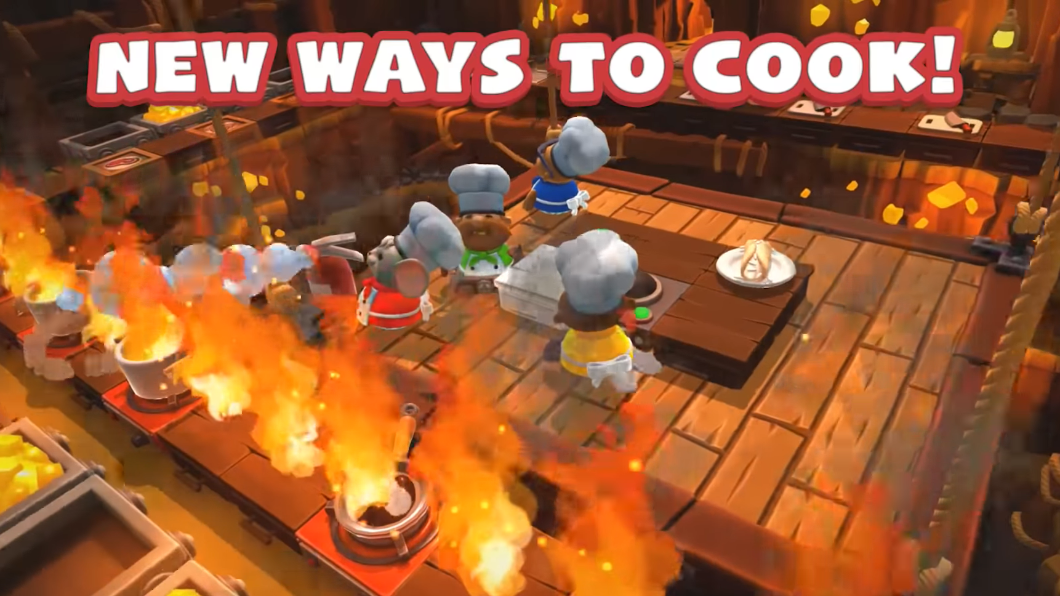 《胡鬧廚房2》遊戲畫面 《胡鬧廚房2》限時免費下載 永久免費遊玩