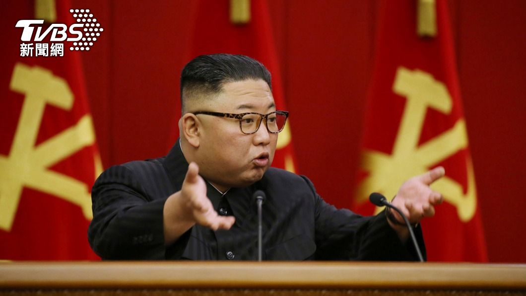 北韓領導人金正恩。(圖/達志影像美聯社) 美國北韓特使:期待平壤對會面的正面回應