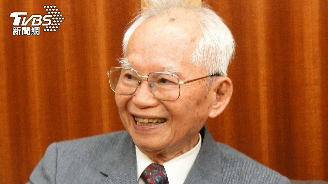 前成大校長夏漢民辭世。(圖/中央社) 前成大校長夏漢民18日家中辭世 享耆壽90歲