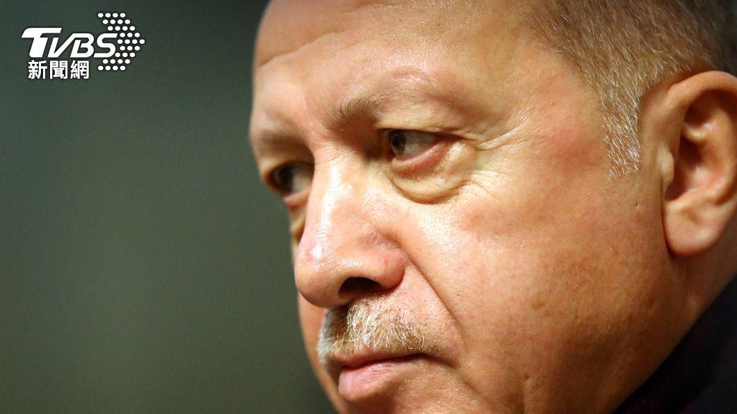 土耳其總統艾爾段宣布,自7月1日起解除防疫宵禁。(圖/達志影像路透社) 土耳其上週疫苗接種全球最快 艾爾段:7/1解除宵禁