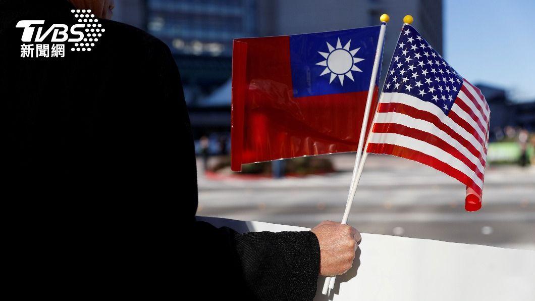 美國援助台灣250萬劑新冠肺炎疫苗。(圖/達志影像路透社) 美國援助台灣250萬劑疫苗 學者:反擊大陸施壓
