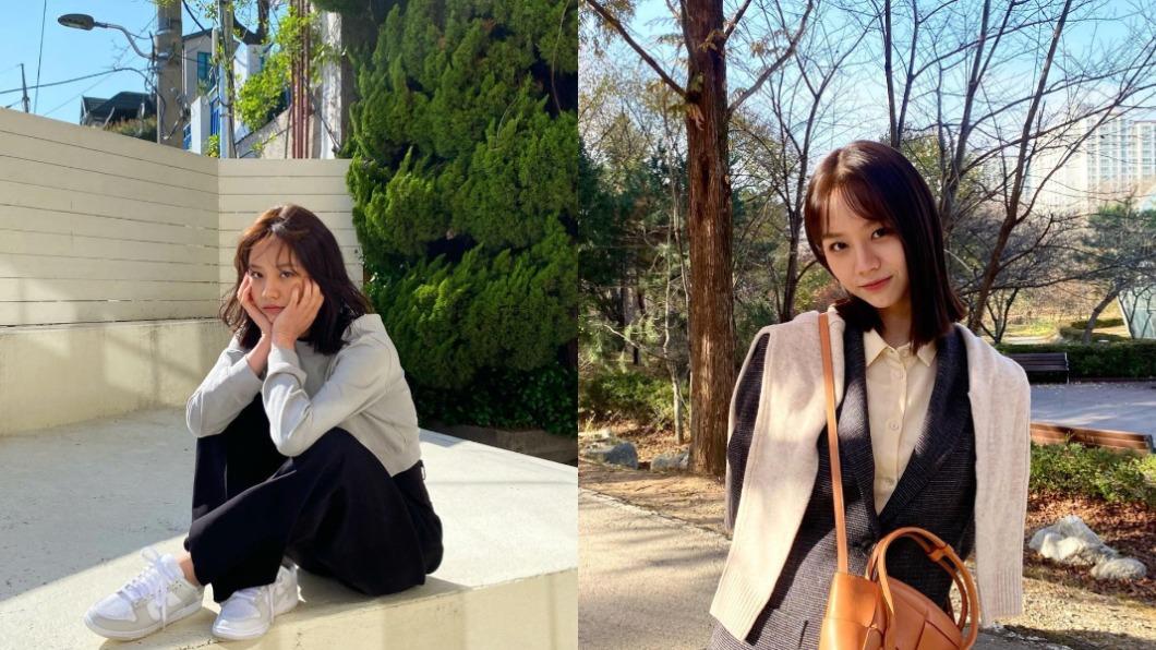 韓國女星惠利。(圖/翻攝自hyeri_0609 IG) 韓星惠利長年維持勻稱身材 僅靠「3+2」保養秘訣