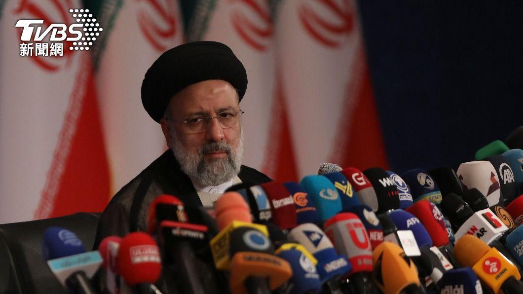 伊朗總統當選人萊希。(圖/達志影像美聯社) 伊朗總統當選人:核談判須有結果 不會見拜登