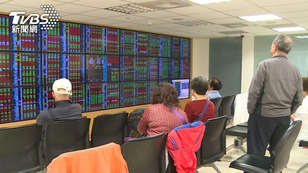 (圖/TVBS資料畫面) 台積電回神 台股早盤強漲逾200點挑戰5日線