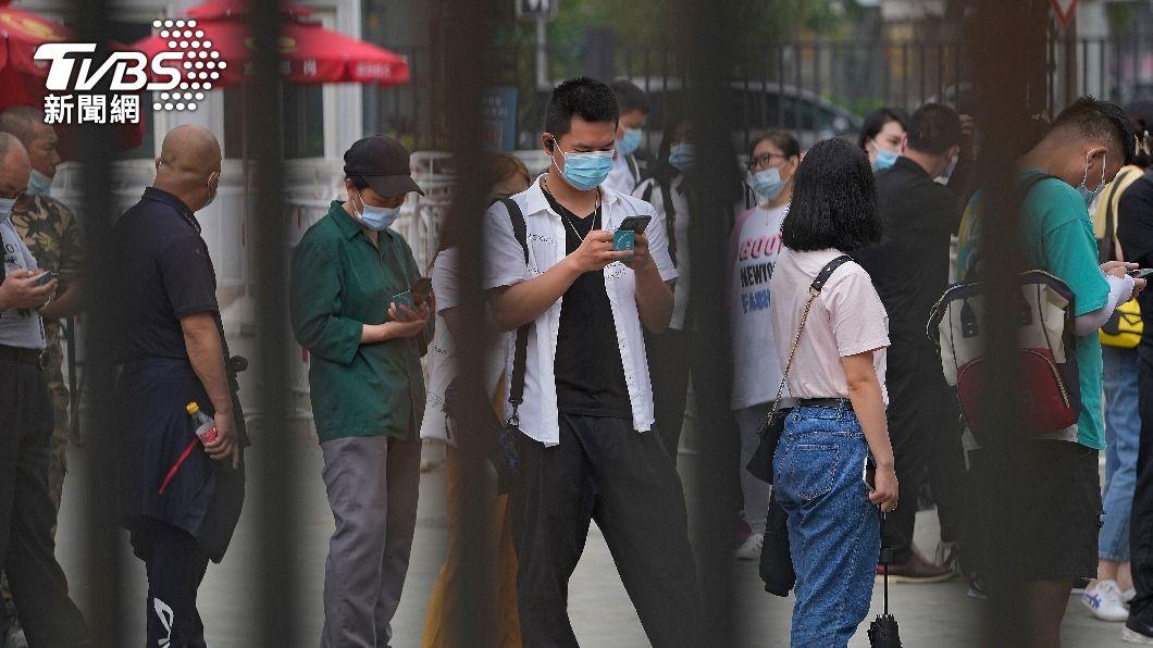 (圖/達志影像美聯社) 大陸新增25例新冠肺炎確診 廣東2例本土
