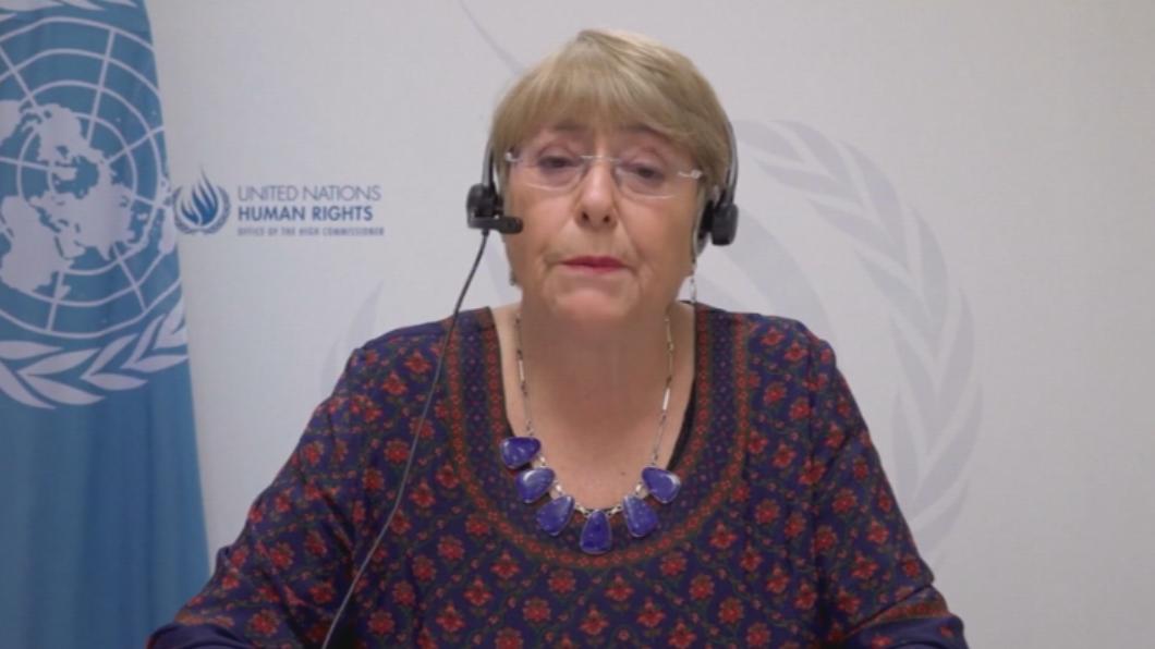 全球人權惡化 UN專家關注新疆香港狀況