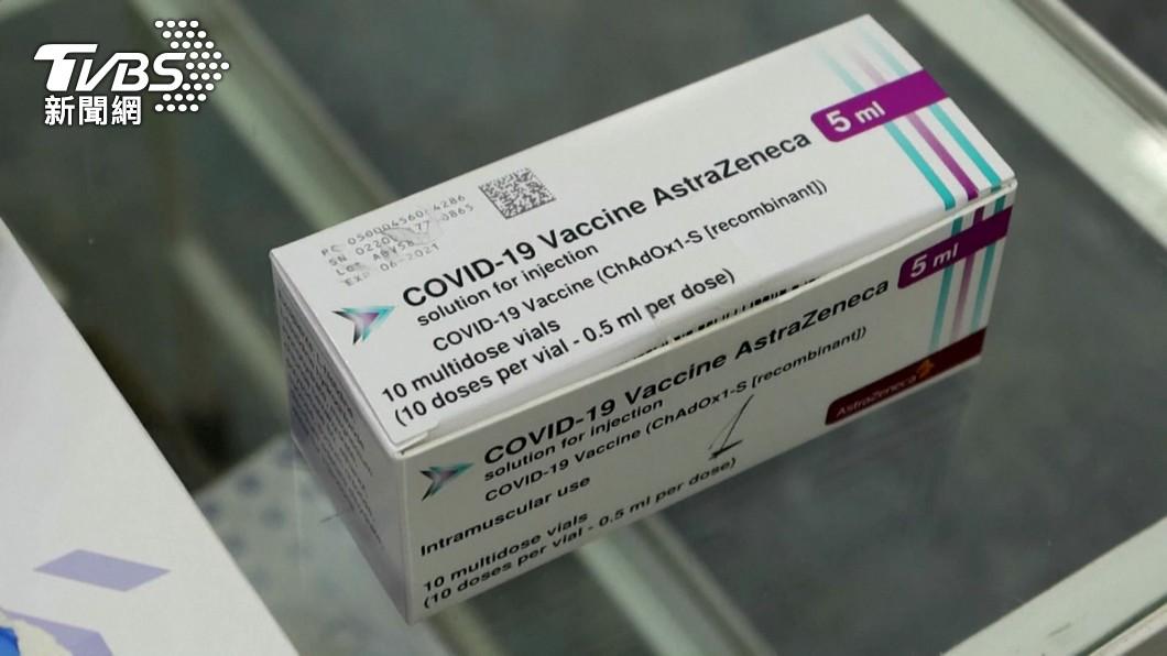 立陶宛宣布將捐贈台灣2萬劑AZ疫苗。(圖/TVBS) 【今日熱搜】立陶宛/北藝中心/任思齊/關島