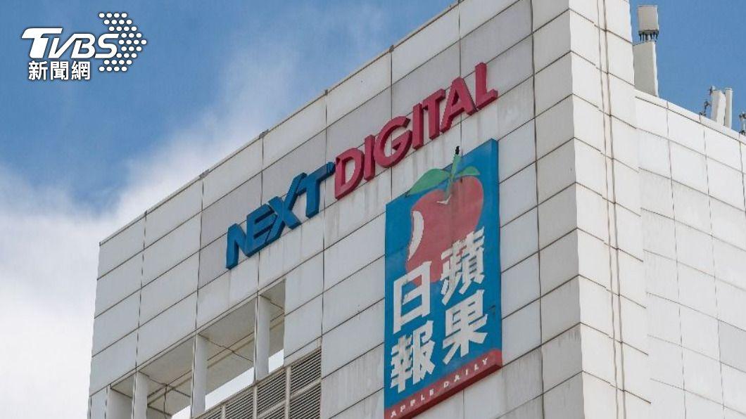 據傳《蘋果日報》中國組主筆遭逮捕。(示意圖/Shutterstock達志影像) 香港蘋果日報主筆李平疑遭捕 壹傳媒再有高層涉違國安法