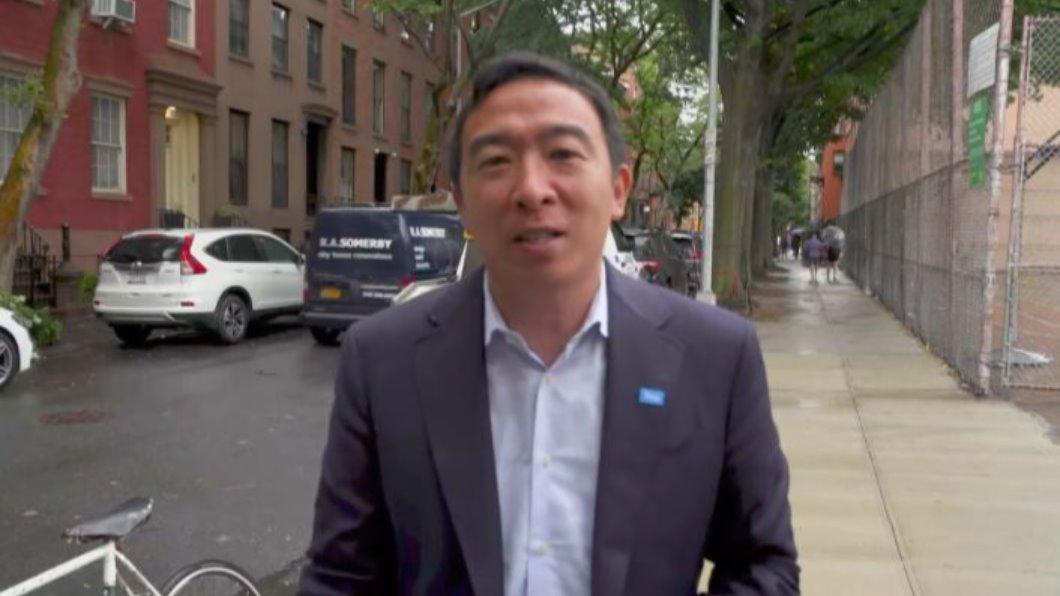 投下震撼彈! 楊安澤退出紐約市長初選