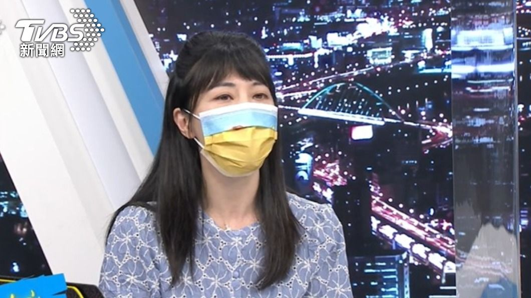 圖/TVBS 火速取消AZ疫苗預約!高嘉瑜「手臂留給高端」:有就打