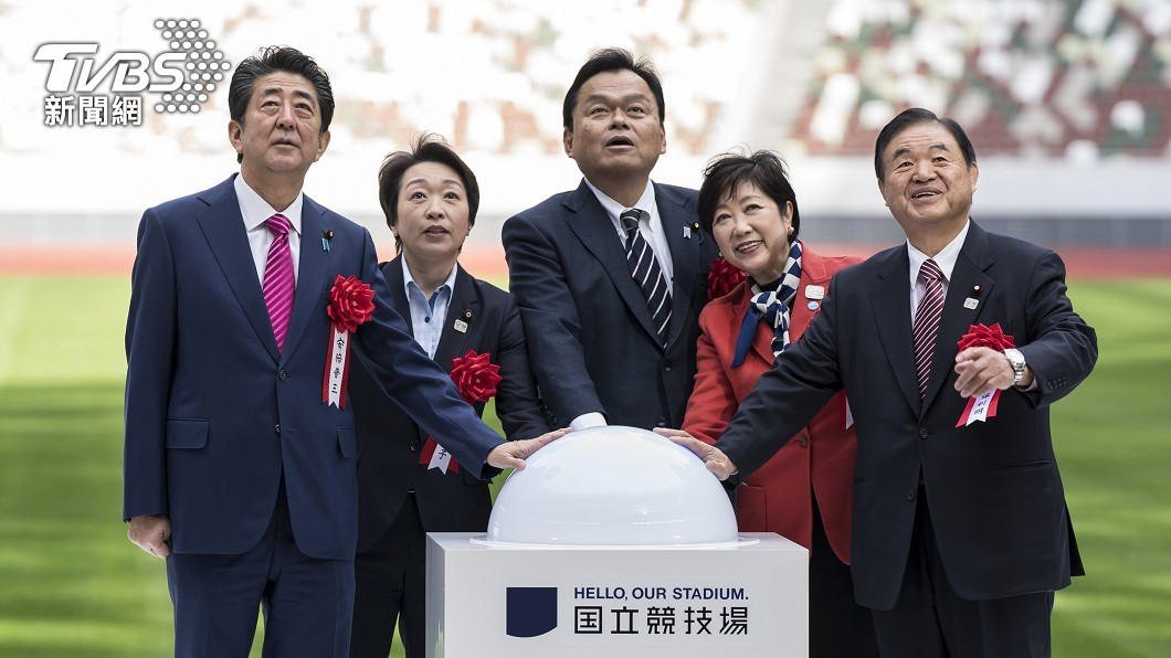 圖/達志影像美聯社 疫情嚴峻日本咬牙堅持 貿然停辦「錢」關難過