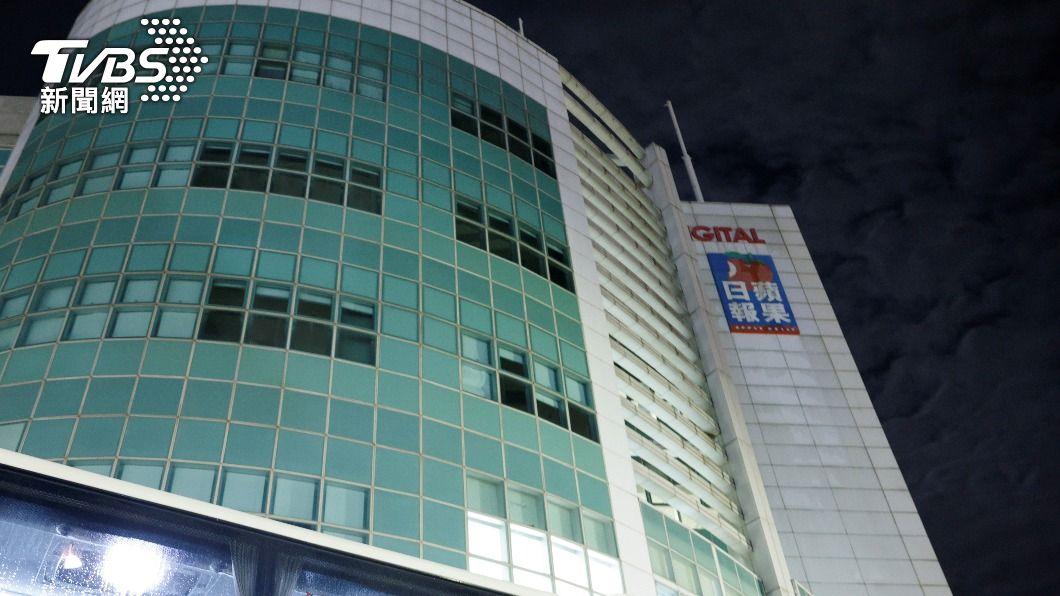 (圖/達志影像路透社) 香港蘋果日報被逼結業 港新聞自由面對壓力