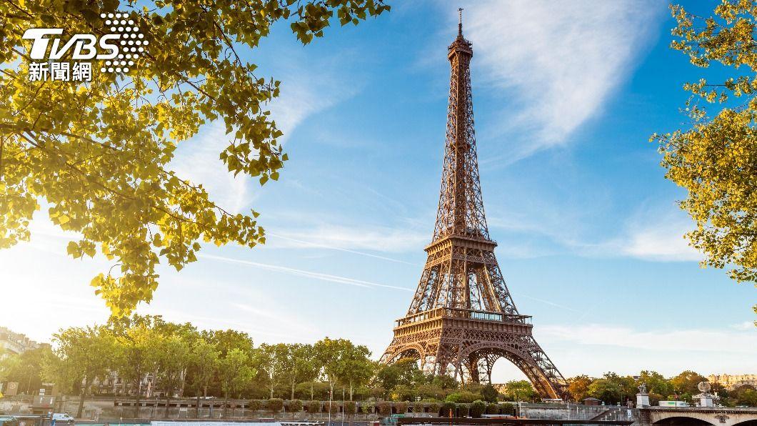 圖/shutterstock 達志影像 法國將台灣列入「邊境開放綠區」 免打疫苗可入境觀光