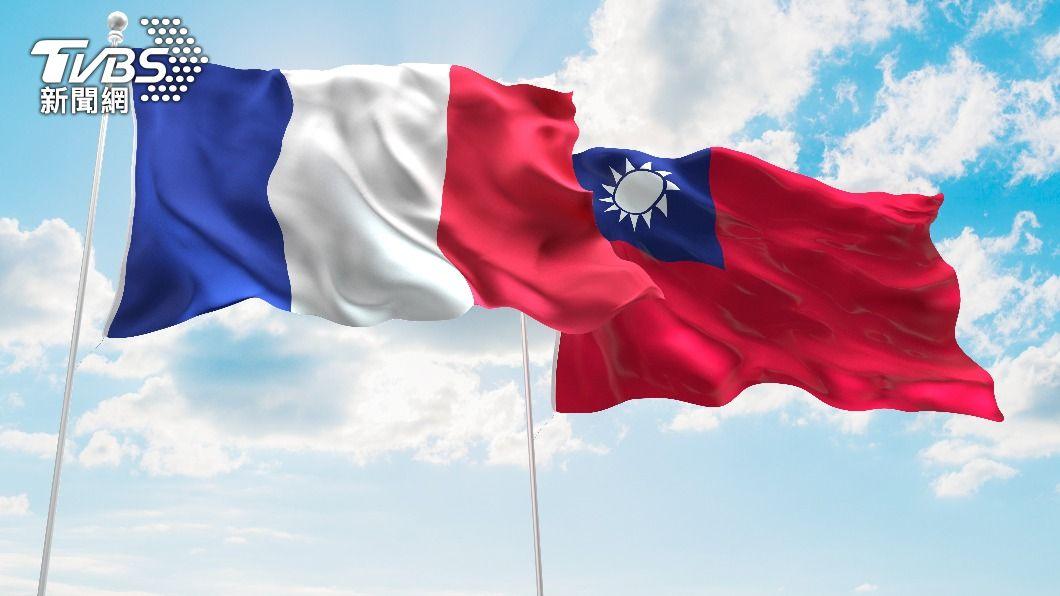 圖/達志影像路透社 快訊/法國也對台灣開綠燈! 打過疫苗入境免隔離