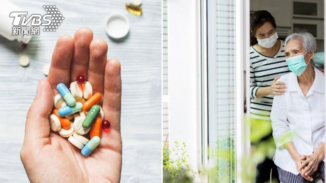 營養補充劑未能有效預防阿茲海默症等大腦病變的發生。(示意圖/Shutterstock達志影像) 營養補充品防失智癡呆? 醫揭真相:吃這些比藥物更有效