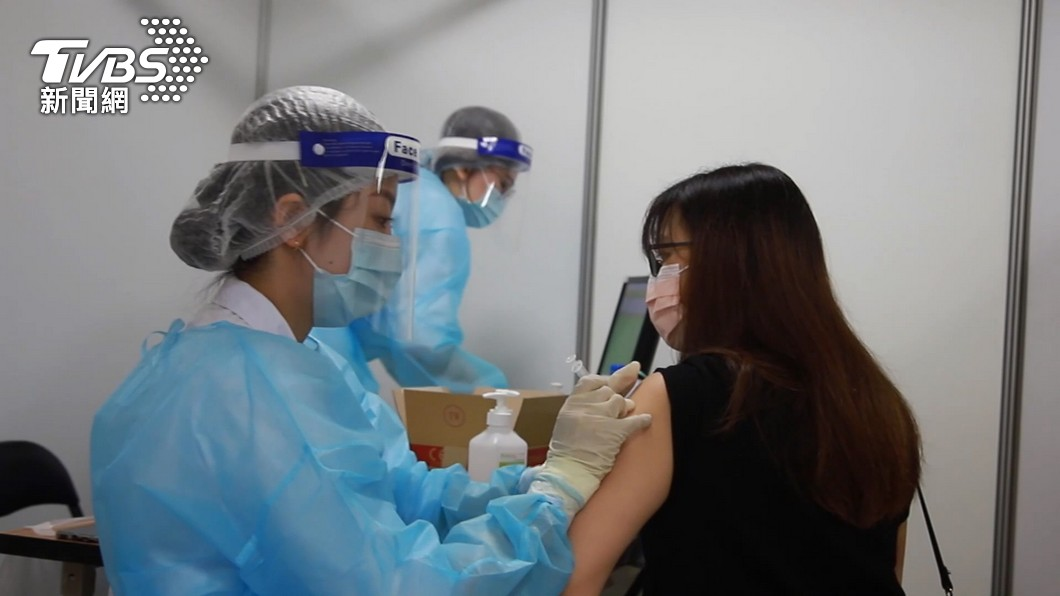 18歲以上國人可預約施打疫苗殘劑。(示意圖/TVBS) 搶嘸殘劑預約? 快手男曝「必勝神技」:根本不用搶