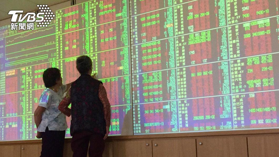 (圖/中央社資料照) 電金傳產齊步大漲逾170點 台股指數再創新高
