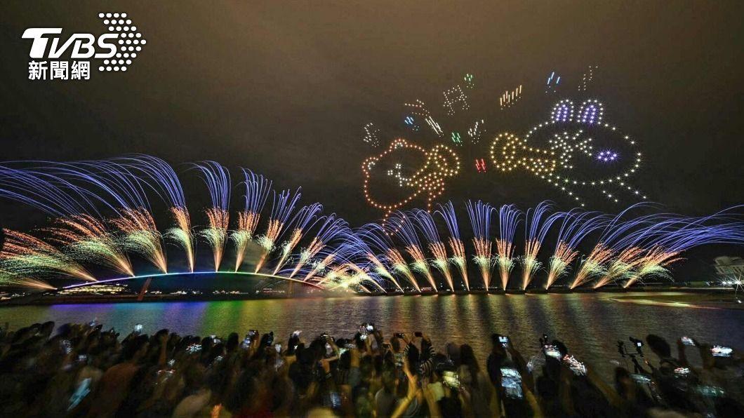 澎湖宣布停辦花火節。(圖/中央社) 防疫優先 澎湖花火節19年來首度停辦