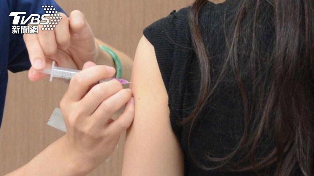 (示意圖/中央社) 指揮中心:替第7類對象施打 可提高各縣市接種率