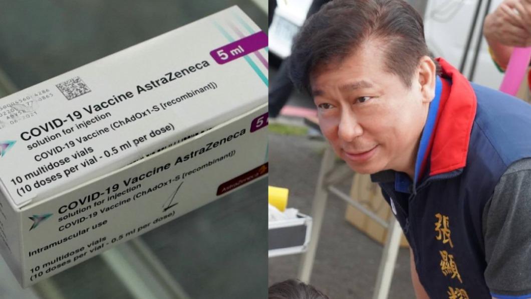 張顯耀針對插隊施打疫苗,仍未向大眾解釋。(圖/TVBS、張顯耀臉書) 張顯耀遭爆偷打疫苗神隱10日 臉書再現身「未道歉」