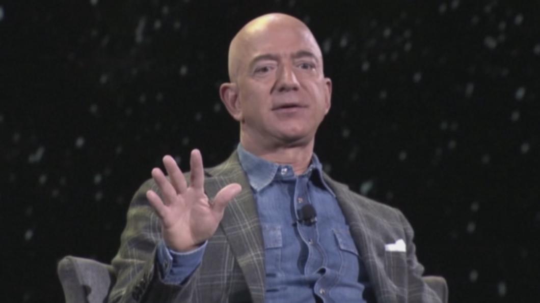貝佐斯辭去亞馬遜CEO 20日首次太空旅行