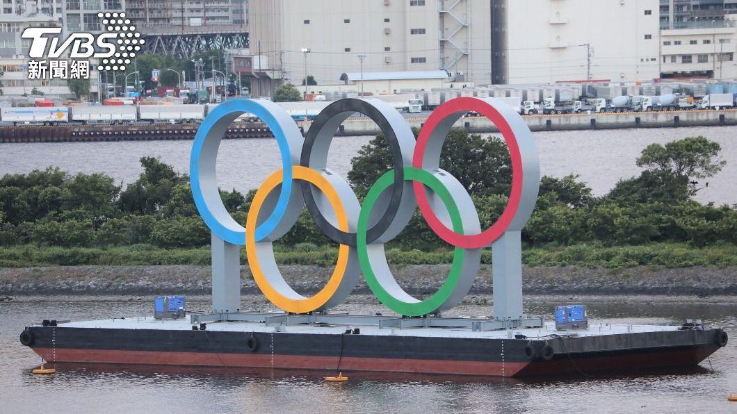 東京奧運進行中。(圖/中央社) 東奧選手及相關人士新增27例確診 連兩天創新高