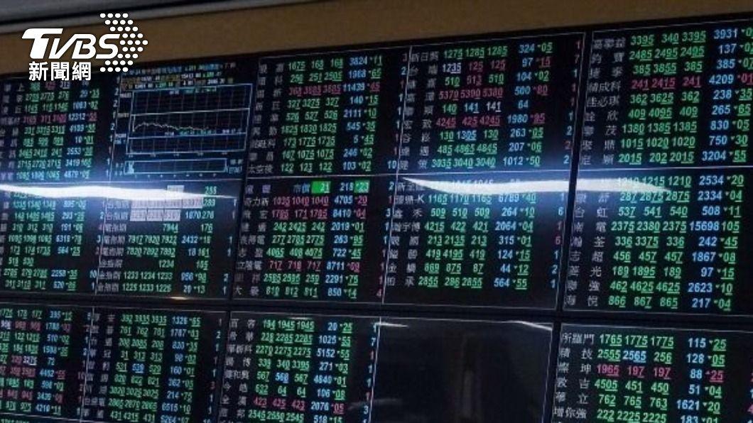 (圖/中央社) 航運股重挫拖累 台股下跌155點失守17300點