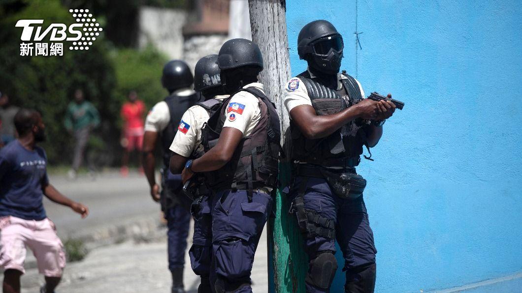 總統摩依士遭暗殺後,海地請求美國與聯合國派遣軍隊維護安全。(圖/達志影像美聯社) 海地請美國、聯合國供軍事協助 維護港口、機場安全
