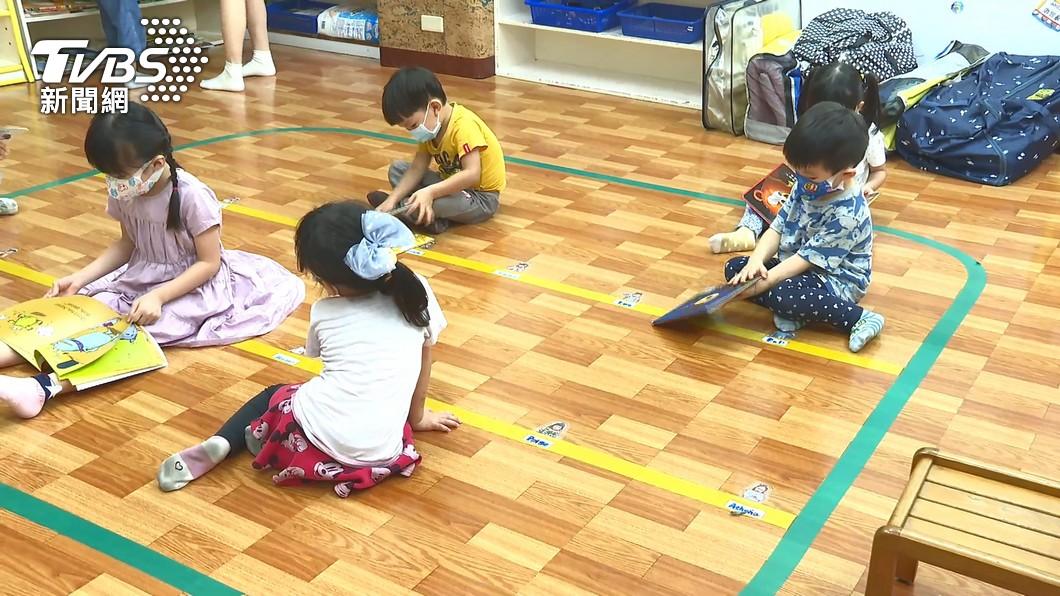 圖/TVBS 連續14天+0 陳其邁:開始規劃幼兒園跟日間照顧中心開放