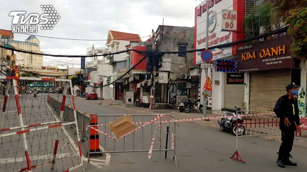 圖/中央社 越南通報首例台灣人染疫身亡 死者為52歲男性