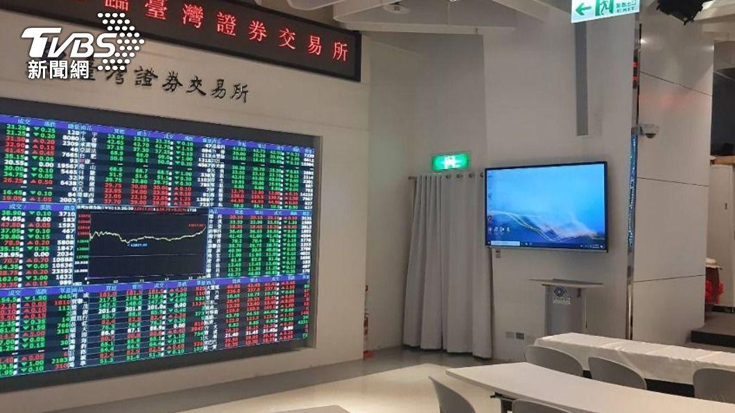 (圖/中央社) 台股上半年交易量暴增 券商獲利582億年增2.68倍