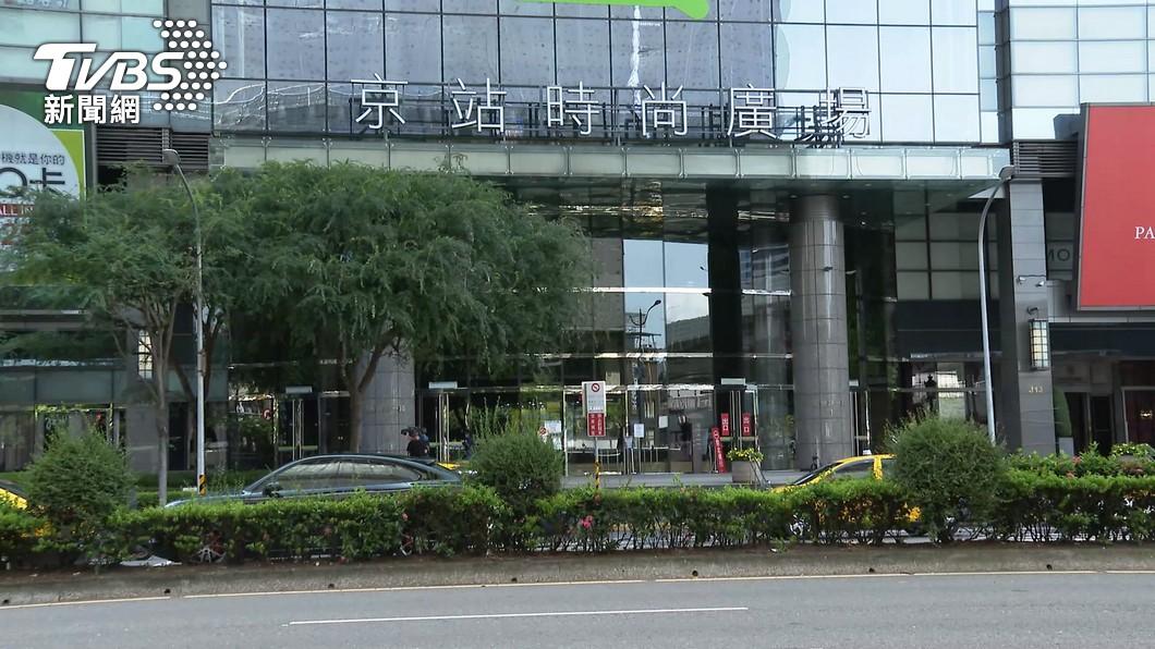 圖/TVBS資料照 確診員工「被當扁桃腺發炎」 京站威秀全員PCR