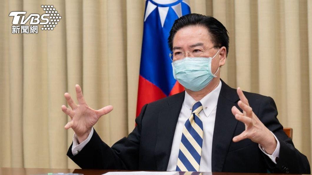 外交部長吳釗燮。(圖/中央社) 聯合國開議!英媒登吳釗燮專文 籲停止排除台灣