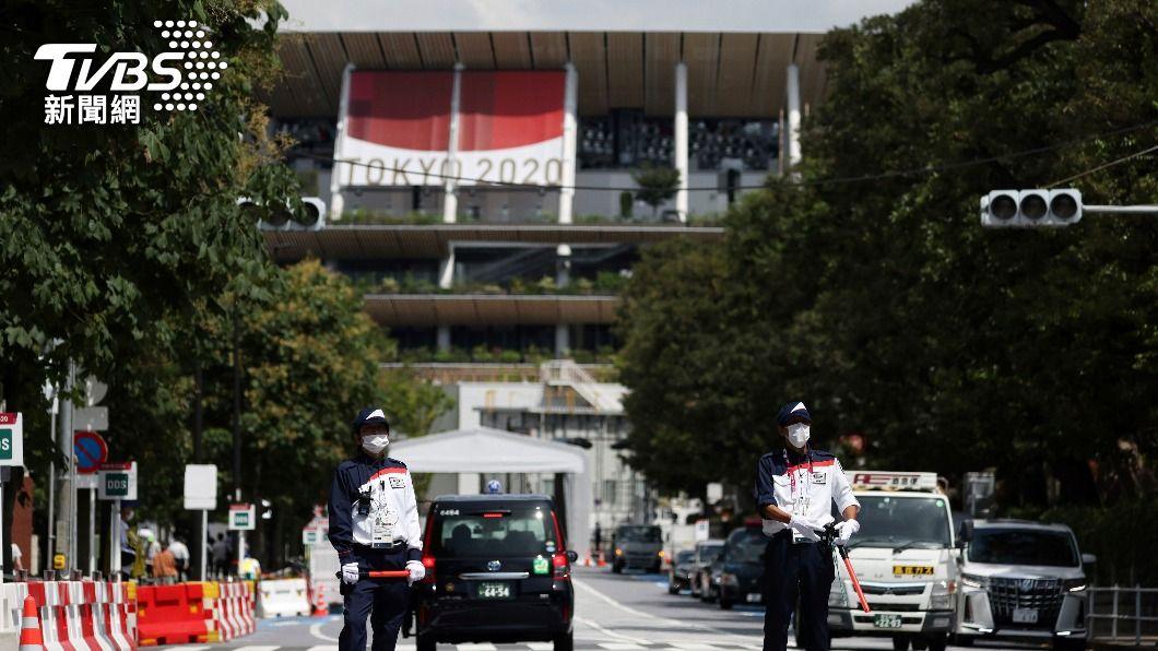 (圖/達志影像美聯社) 東京奧運開幕式保密到家 維安創日本最大規模