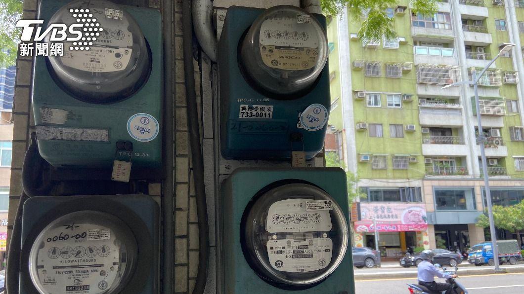 (圖/中央社) 住宅7月用電千度以下免夏月電價 台電估減收19億